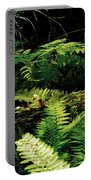 Fern Gully Portable Battery Charger