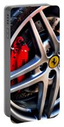 Ferrari Shoes Portable Battery Charger