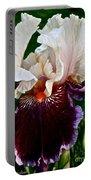 Festive Iris Portable Battery Charger