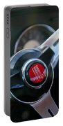 Fiat Steering Wheel Portable Battery Charger