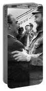 Fidel Castro Portable Battery Charger