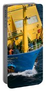 Fiesta Mail At Nassau Harbor Portable Battery Charger