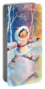 Figure Skater 11 Portable Battery Charger