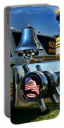 Fire Truck Bell Portable Battery Charger