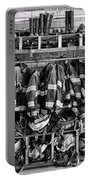 Fireman - Jackets Helmets And Boots Portable Battery Charger