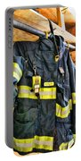 Fireman - Saftey Jacket Portable Battery Charger