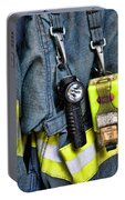 Fireman - The Fireman's Coat Portable Battery Charger