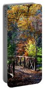 Fire's Creek Bridge Portable Battery Charger