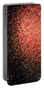 Fireworks Abstract  Portable Battery Charger