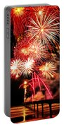 Fireworks Away Portable Battery Charger