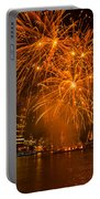 Fireworks London Portable Battery Charger