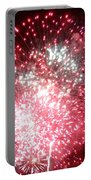 Fireworks Number 7 Portable Battery Charger
