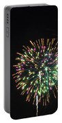 Fireworks With Moon IIi Fm3p Portable Battery Charger