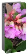 First Blooms Portable Battery Charger