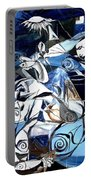 Fish Guernica Portable Battery Charger