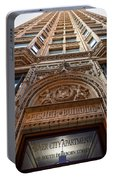 Fisher Building Chicago Portable Battery Charger