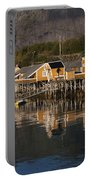 Fishermen's Village Sakrisoy  Portable Battery Charger