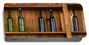 Five Bottles Portable Battery Charger