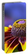 Flakes Of Pollen Portable Battery Charger