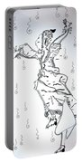 Flamenco Dance - Spain Portable Battery Charger