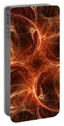 Flames Portable Battery Charger