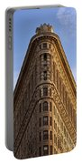 Flatiron Building Portable Battery Charger