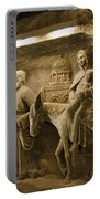 Flight Into Egypt - Wieliczka Salt Mine Portable Battery Charger