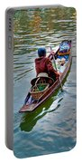 Floating Market Portable Battery Charger