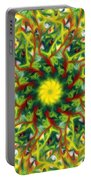 Floral Fantasy 071311 Portable Battery Charger