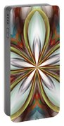 Floral Fantasy 090412 Portable Battery Charger