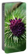 Floral1 Portable Battery Charger