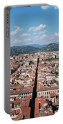 Florence From The Duomo Portable Battery Charger
