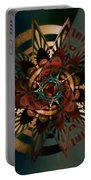 Florentine Colonnade Star Portable Battery Charger