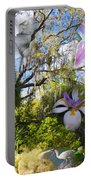 Florida Collage Portable Battery Charger