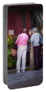 Flower - The Garden Club  Portable Battery Charger