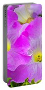 Flower 18 Portable Battery Charger