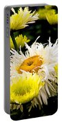 Flower 21 Portable Battery Charger