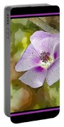 Flower 4 Portable Battery Charger