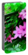 Flower Bouquets Portable Battery Charger