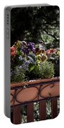 Flower Box Portable Battery Charger