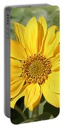 Flower Painting 0010 Portable Battery Charger