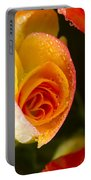Flower Rieger Begonia 5 Portable Battery Charger