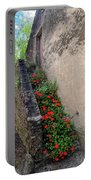 Flower Stairway Portable Battery Charger
