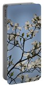 Flowering Dogwood Portable Battery Charger