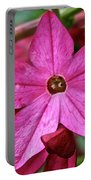 Flowering Tobacco Portable Battery Charger