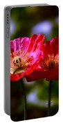 Flowers Are For Fun Portable Battery Charger