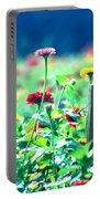 Flowers Everywhere Portable Battery Charger