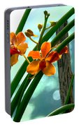 Flowers In Spring Portable Battery Charger