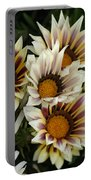 Flowers Of New Zealand 2 Portable Battery Charger
