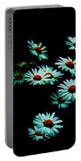 Flowers Only Portable Battery Charger